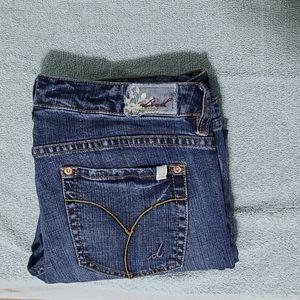 ✨Duer Dish Midwash Straight Leg Jeans